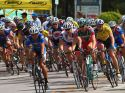Professional Bicycle Racing, Chicago, Illinois
