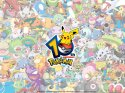 Pokemon - 10th Anniversary